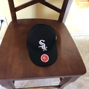 Youth White Sox Hat